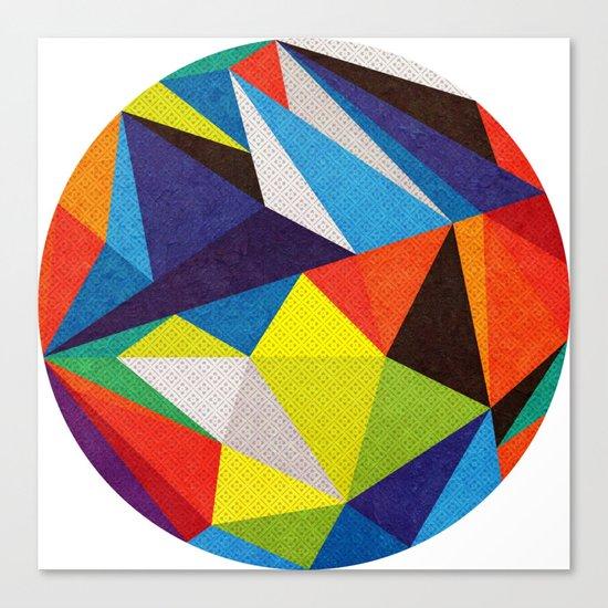 Joc Canvas Print