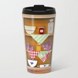 Vintage Cupboard Travel Mug