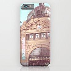 Flinders Street Station, Melbourne, Australia iPhone 6s Slim Case