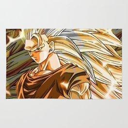 Goku SSj3 Rug
