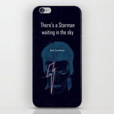 Bowie Constellation  iPhone & iPod Skin