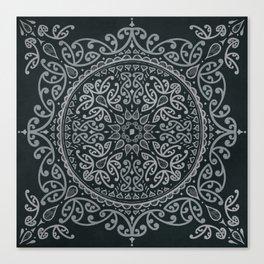 Maori Mandala Canvas Print