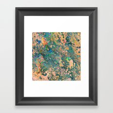 Speck Framed Art Print