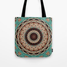 Southwest Mandala Tote Bag