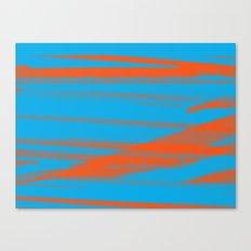 Digital Died/California Canvas Print