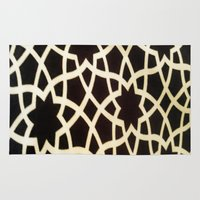 morocco Area & Throw Rugs featuring Morocco by Mirabella Market