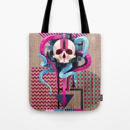 BeautifulDecay II Tote Bag