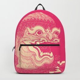 Hanuman Pink Backpack