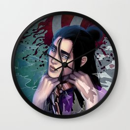 The cell I live in is in my mind Wall Clock
