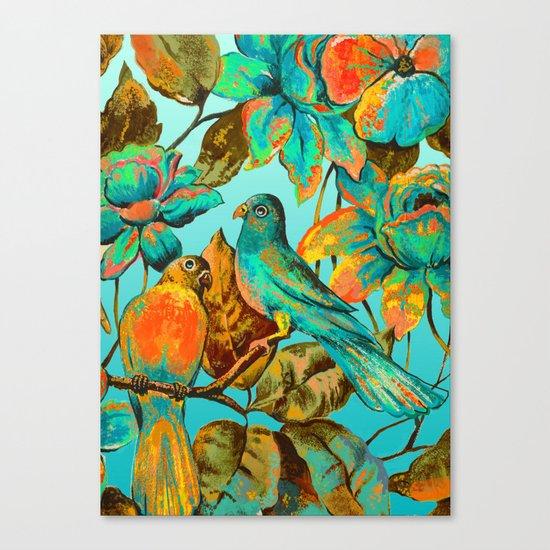 so in love Canvas Print