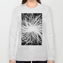 Abstract Organic Long Sleeve T-shirt