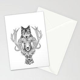 Wolfram & Hart Stationery Cards