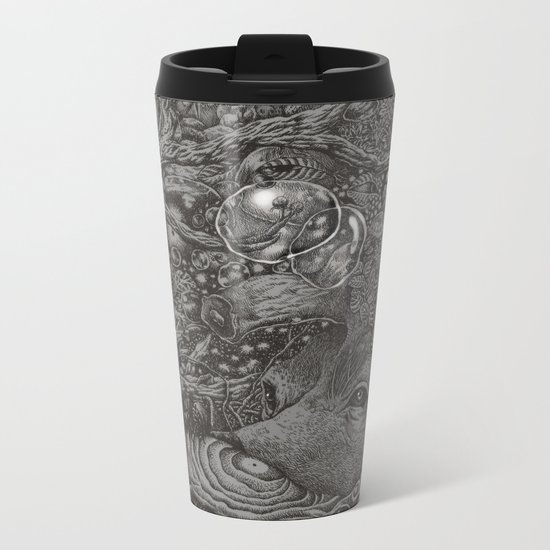 An empty dream Metal Travel Mug