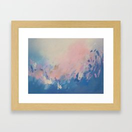 Bette Framed Art Print