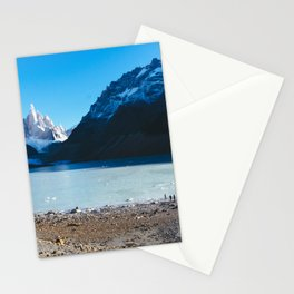 Laguna Torre, Patagonia, Argentina Stationery Cards