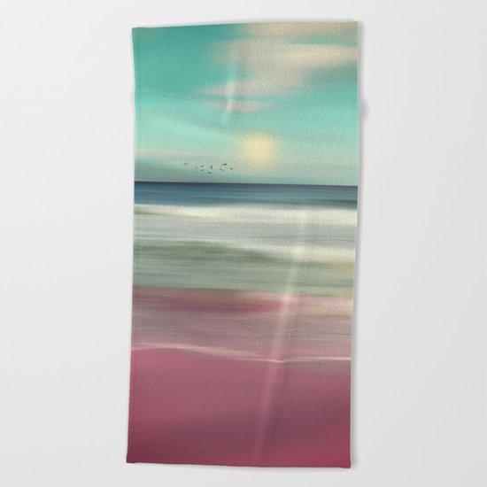 OCEAN DREAM IV-B Beach Towel