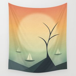 Dead Land Wall Tapestry