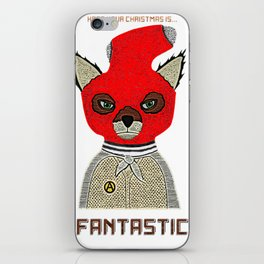 Fantastic Xmas iPhone Skin
