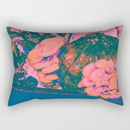 Mushroom revenge Rectangular Pillow