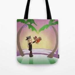 Tuffnet love Tote Bag