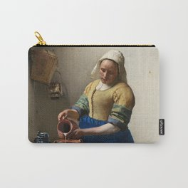 Vermeer - The Milkmaid Carry-All Pouch