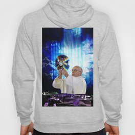DJ Earth Pope Francis, EDM Holy Father Hoody