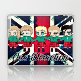 One Direction-7 Laptop & iPad Skin