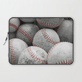Vintage Baseballs Laptop Sleeve