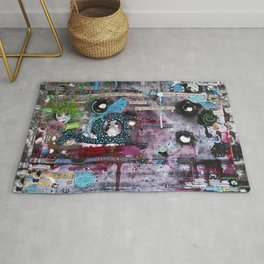 About Birdsong Rug