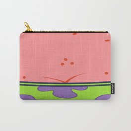 Funny Patrick Star  Carry-All Pouch