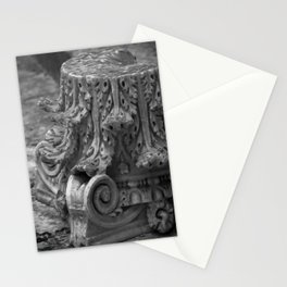 Pedestal detail Stationery Cards