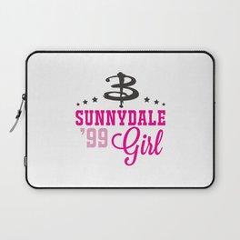 Sunnydale Girl Laptop Sleeve
