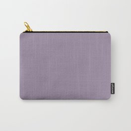Deep Amethyst - solid color Carry-All Pouch