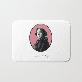 Authors - Oscar Wilde Bath Mat