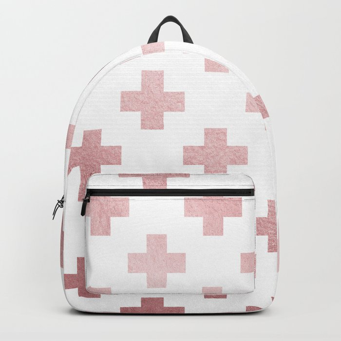 Simply Plus in Rose Gold Sunset Backpack