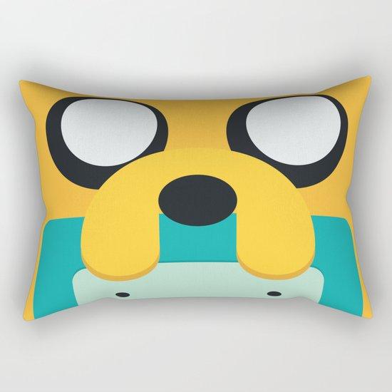 Adventure Time Totem Rectangular Pillow