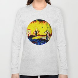 there wasn't much conflict  Long Sleeve T-shirt
