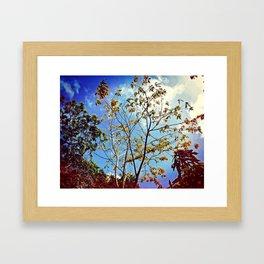 Keep Loving Framed Art Print