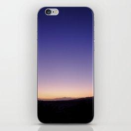 The Sunset iPhone Skin