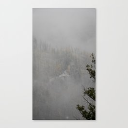 Myra Canyon Kelowna Canvas Print