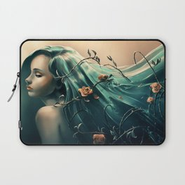 Troubles Laptop Sleeve