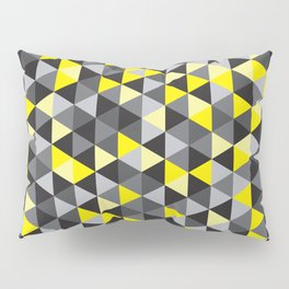 when life gives you concrete, make lemons Pillow Sham