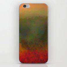 F5 Alarm iPhone & iPod Skin