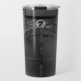 Brooklyn Door V Travel Mug