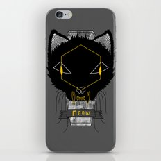 Le Chat Sinistre iPhone & iPod Skin