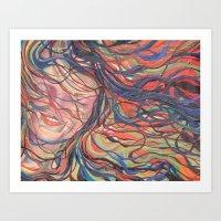 No. 9 Art Print