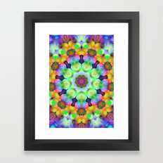 Day Trippers Framed Art Print