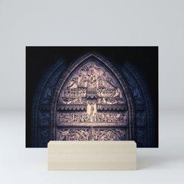 Faith art Mini Art Print