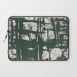NYC Walls (zelen) Laptop Sleeve