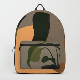 My pot plant  Backpack